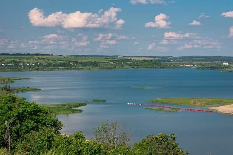 Курчатовское водохранилище
