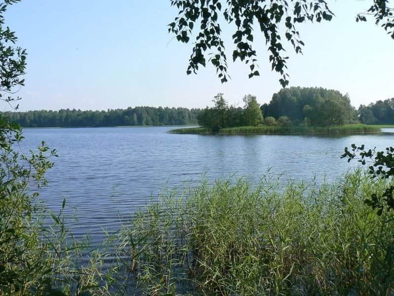 Озеро Диво