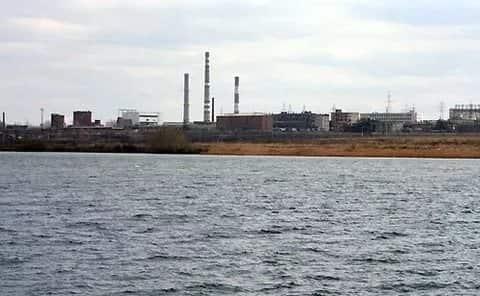 Шатское водохранилище