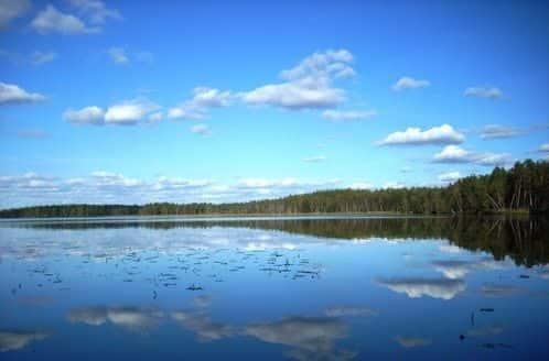 Песочное озеро
