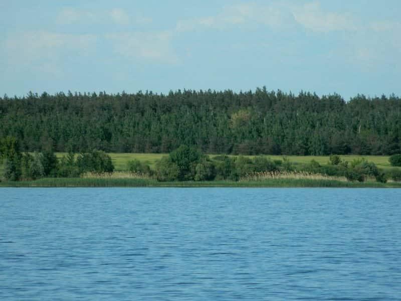 Старооскольское водохранилище