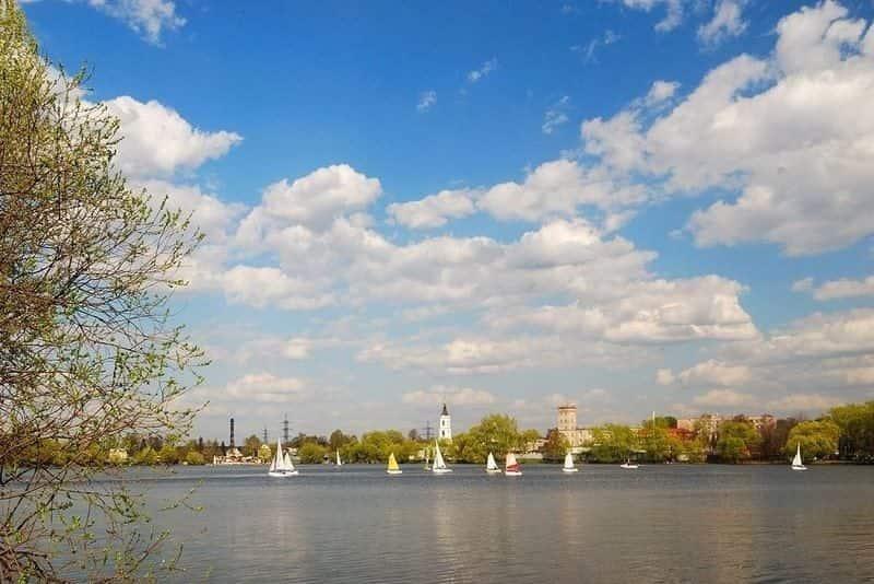 Белое озеро (Московская область)