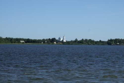 Озеро Вселуг