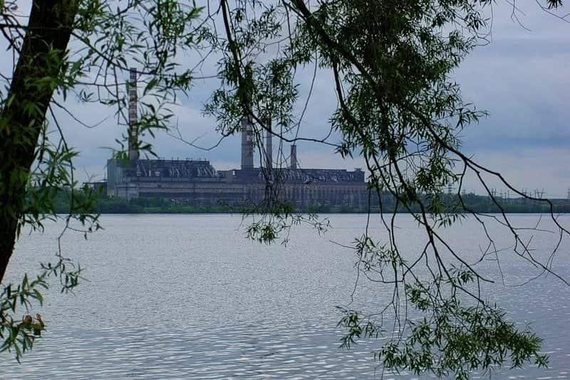 Черепетское водохранилище