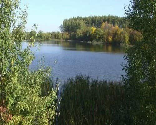 Озеро Лавровское
