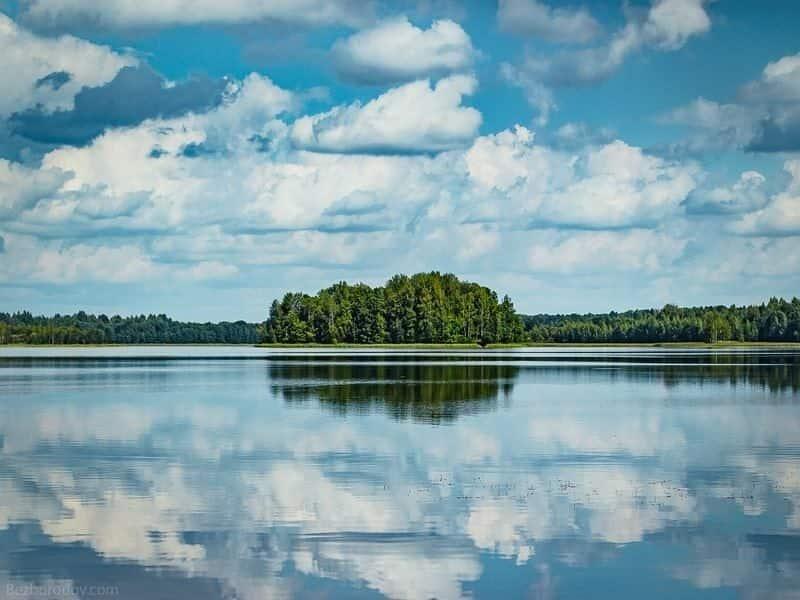 Озеро Дго