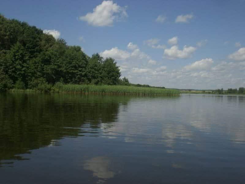 Бытошское водохранилище