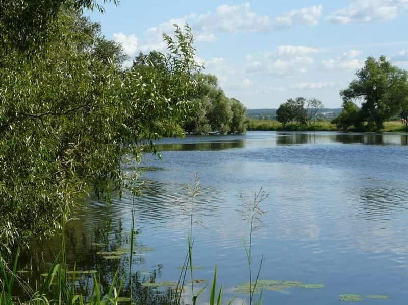 Озеро Огублянка