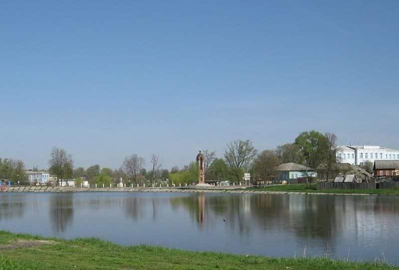 Озеро Карна