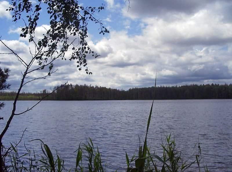 Озеро Нельша
