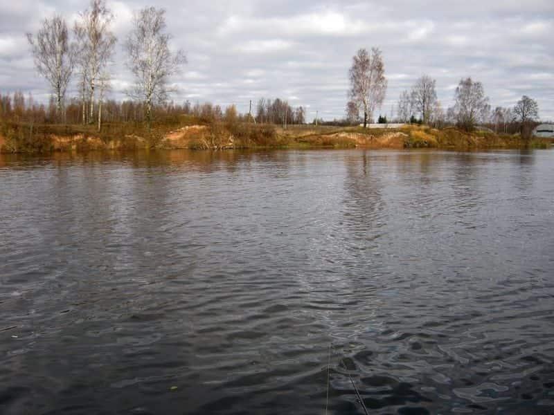 Смоленское водохранилище