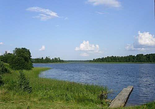 Озеро Наговье
