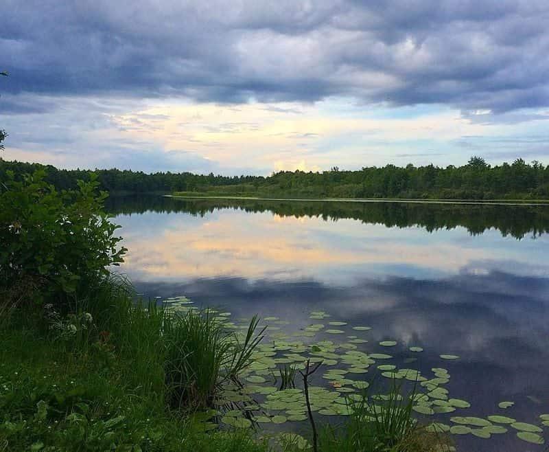 Озеро Солька