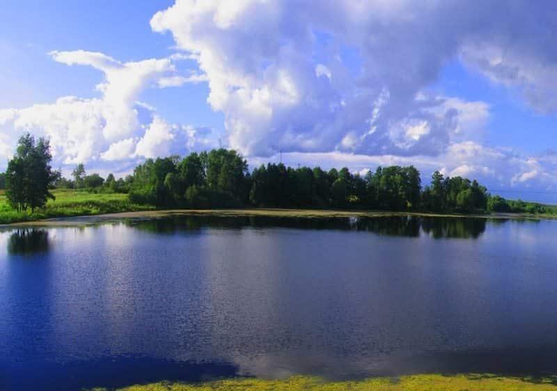 Озеро Вазаль