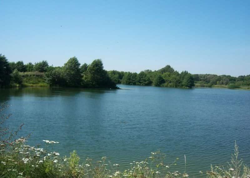 Озеро Маковье