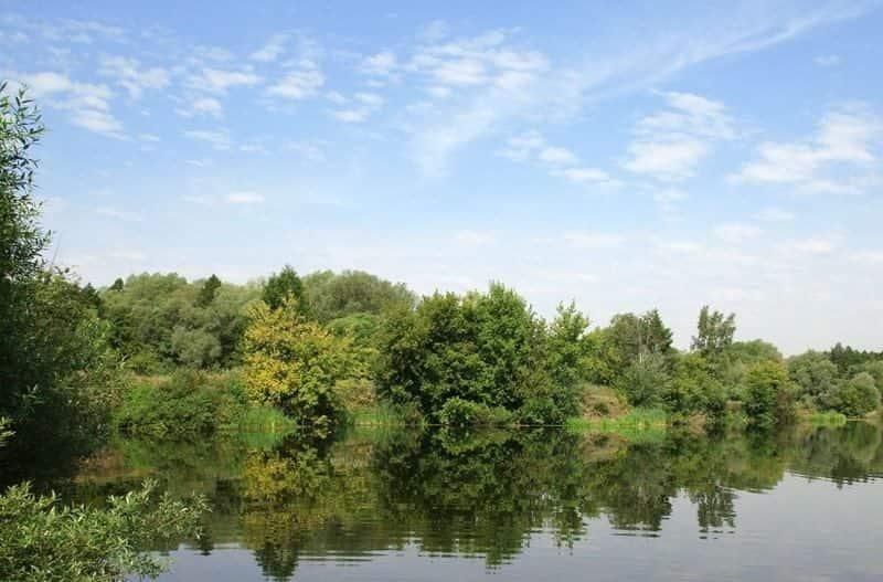 Сорокино озеро