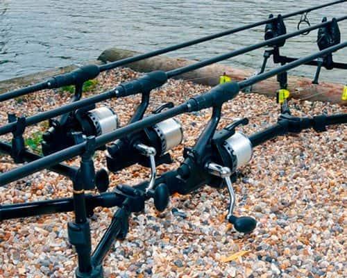 Выбор катушки с байтраннером для карповой ловли