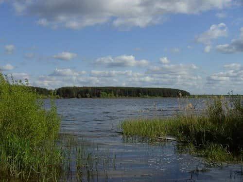 Кершинское водохранилище