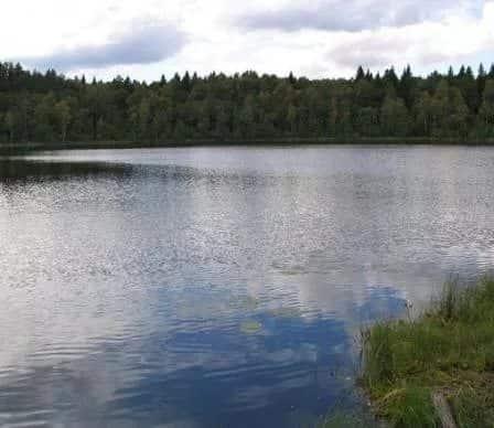 Озеро Кипец