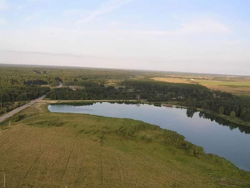 Полянское озеро
