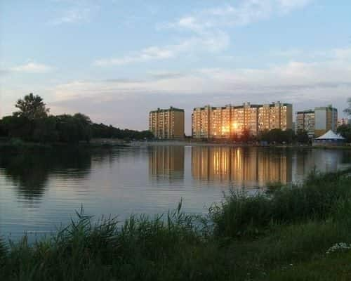 Ермошкино озеро