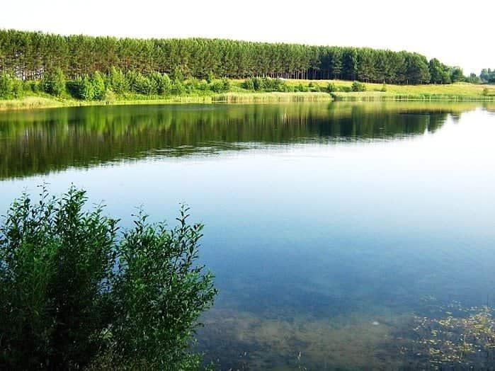 Ореховое озеро
