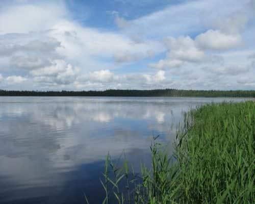 Негарь-озеро