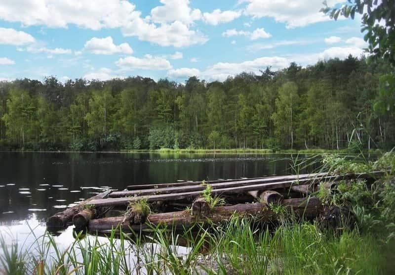 Озеро Поныхарь