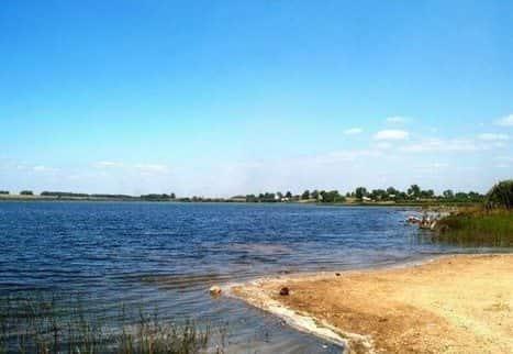 Вашутинское озеро