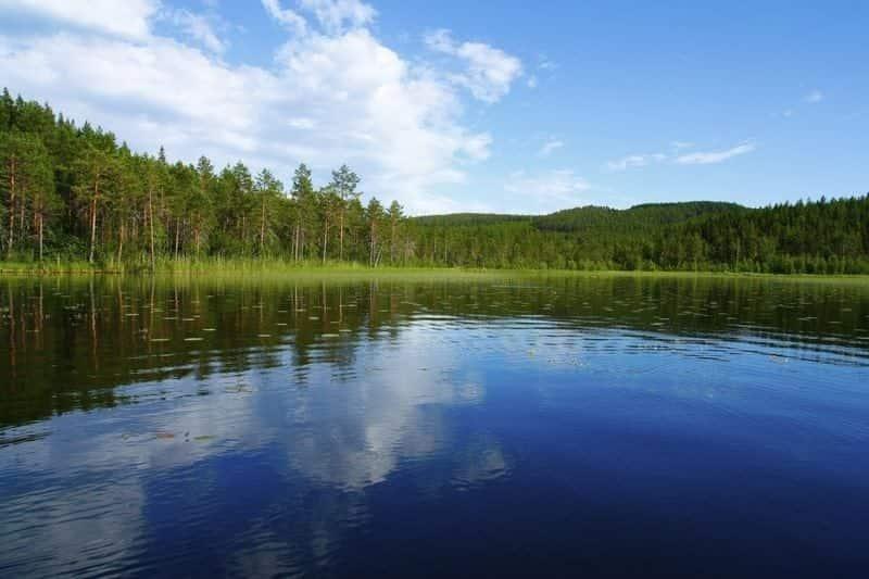 Баклановское озеро