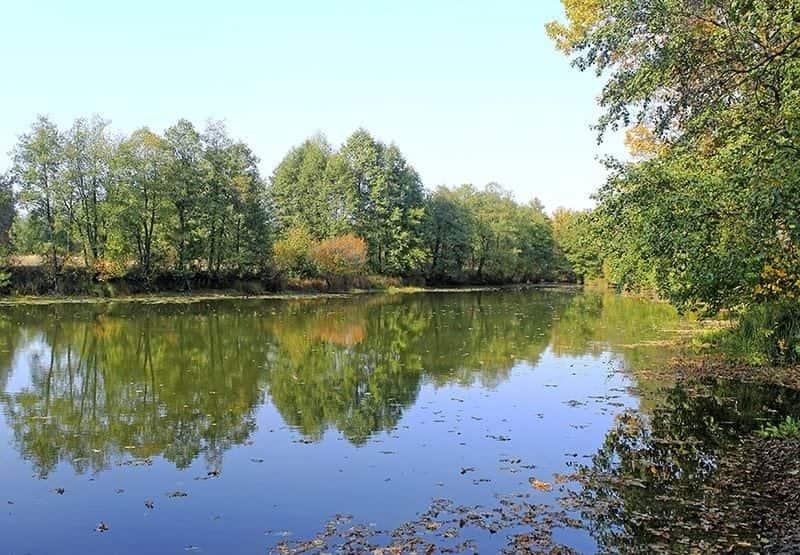 Озеро Войхра