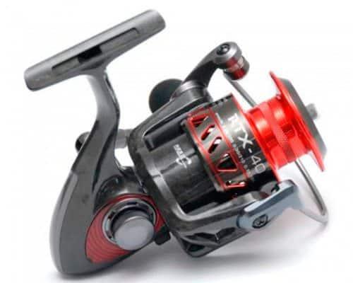 Okuma RTX — стильная катушка для спиннинговой ловли