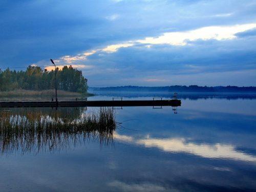 Варш озеро