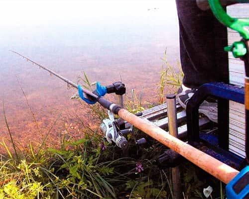 Матчевая ловля на свободнопадающую приманку