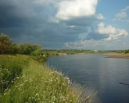 Озеро Акшубень