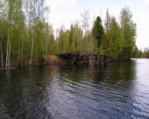 Берёзовское озеро
