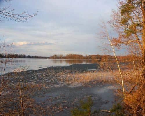 Большой Иван озеро