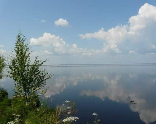 Озеро Большой Кумикуш