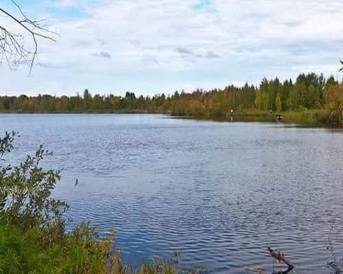 Озеро Бутыгино