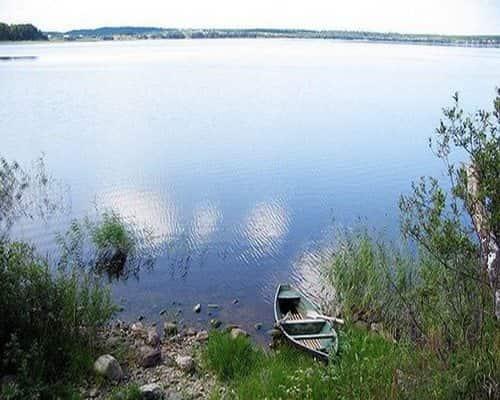 Озеро Цаца