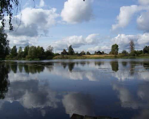 Чернохолуницкий пруд