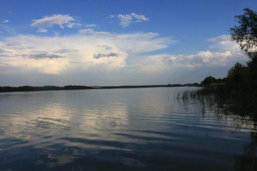 Черновское водохранилище
