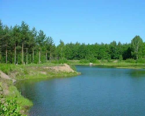 Озеро Долгое (Белгородская область)