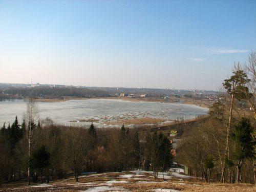 Дудергофское озеро