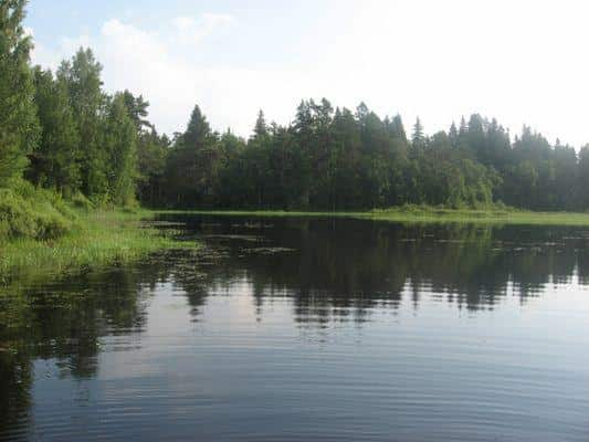 Озеро Городно