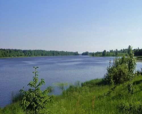 Озеро Кафтино