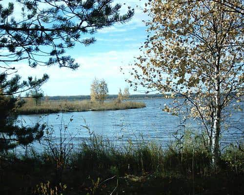 Катромское озеро