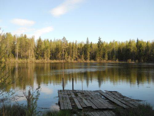 Кочешковское озеро