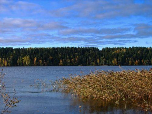 Красавица озеро