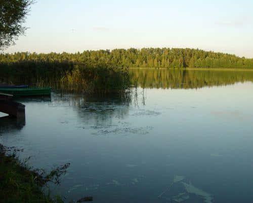 Красное озеро (Калининградская область)